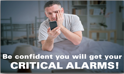 Critical Alarms